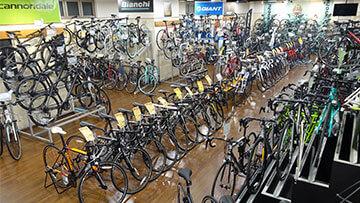 京都でロードバイク・クロスバイクのおすすめ店・ショップまとめ。