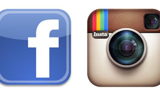 新しくFacebookとInstagramを始めました!
