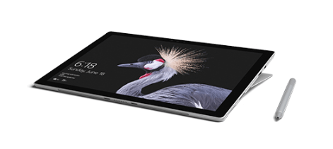 2017年モデルSurface Pro5はおすすめPC間違いなし!スペックの違いは?
