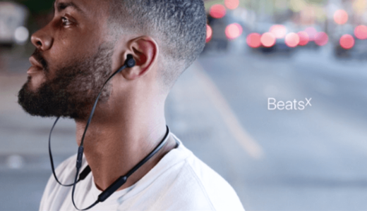 【通勤・バイク】BeatsXはAirPodsよりもおすすめ!ワイヤレスイヤホンの音質もよい