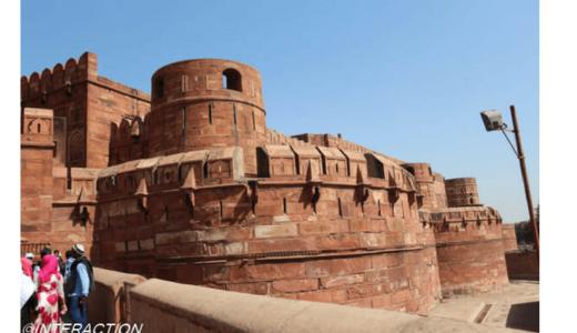 インド世界遺産観光「アーグラ城塞」に行ってみたぞ!