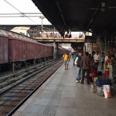 インド電車予約方法
