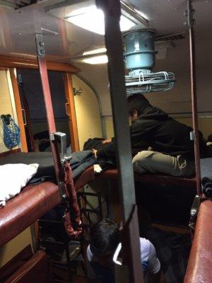 インド電車